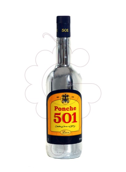 Photo Liqueur Ponche 501