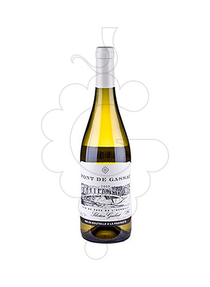 Photo Pont de Gassac Blanc white wine