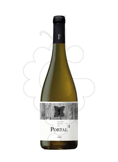 Photo White Nostra Senyora del Portal white wine
