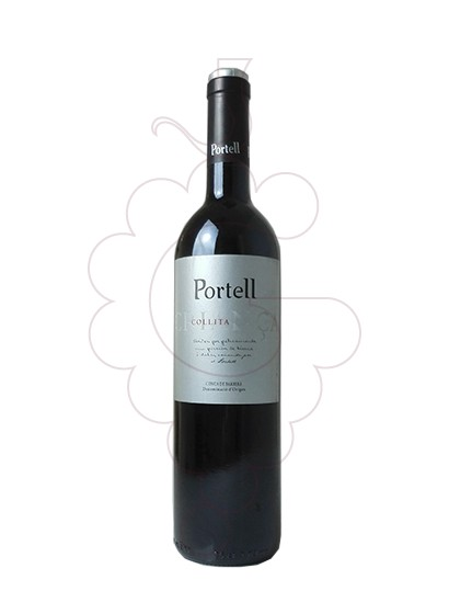 Photo Portell Criança red wine