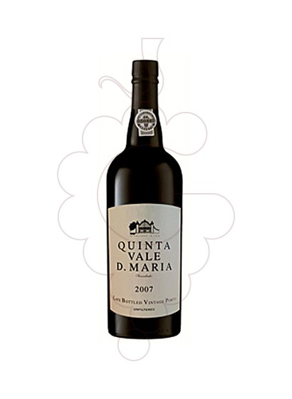 Photo Quinta Vale D. Maria L.B.V.  fortified wine