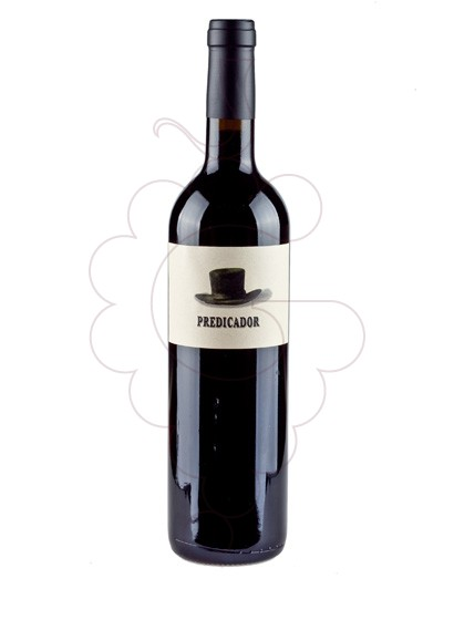 Photo Predicador Negre red wine