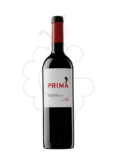 Photo Prima red wine