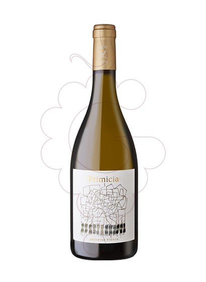 Photo Primicia Blanc F. Barrica white wine