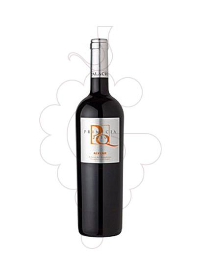 Photo Primicia PQ Alvear  red wine