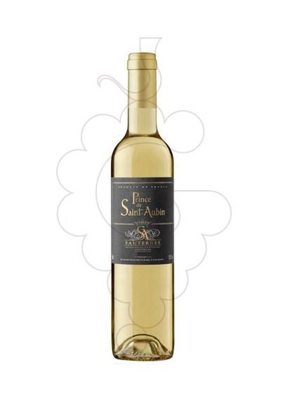 Photo Prince de Saint-Aubin Sauternes fortified wine