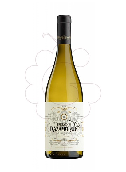 Photo Priorato de Razamonde white wine