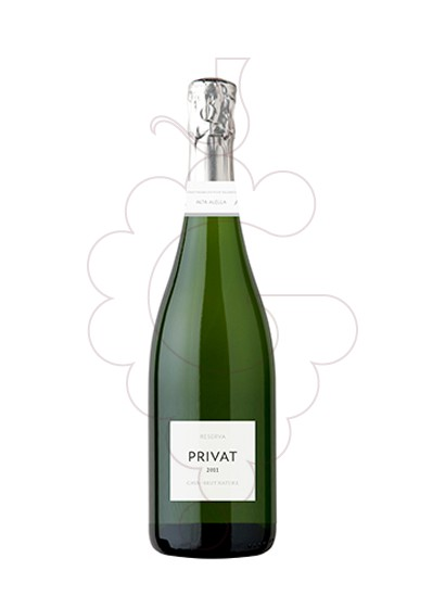 Photo Privat Brut Nature Reserva sparkling wine