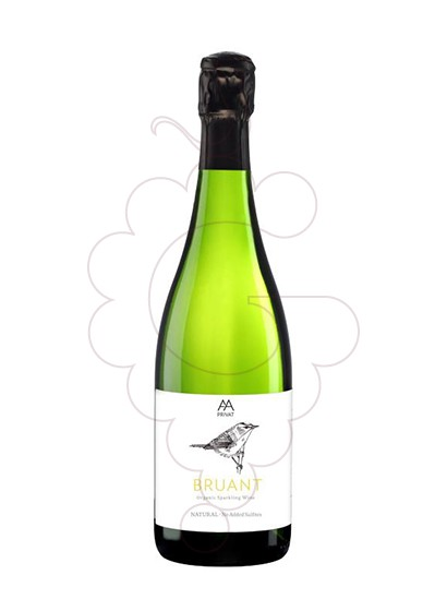Photo Privat Bruant Brut Nature sparkling wine