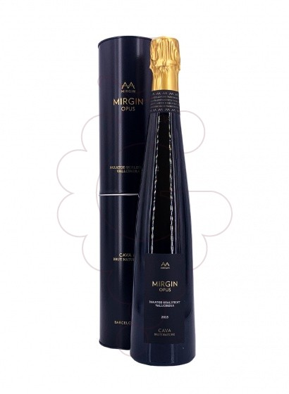 Photo Privat Opus Evolutium sparkling wine