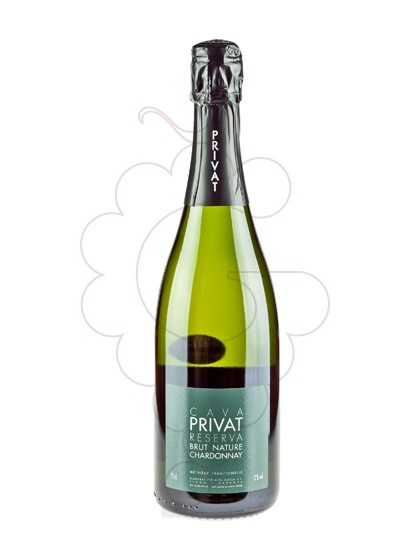 Photo Privat Reserva Brut Nature Chardonnay sparkling wine