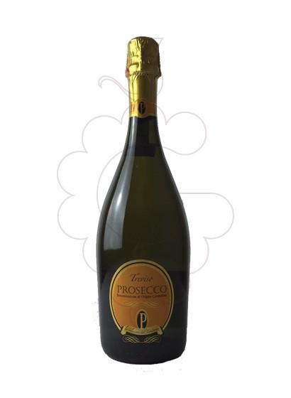 Photo Prosecco Treviso sparkling wine