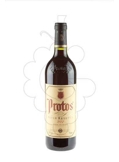 Photo Protos Gran Reserva red wine