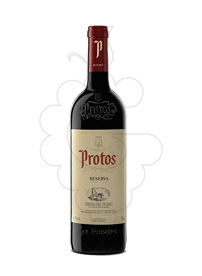 Photo Protos Reserva red wine