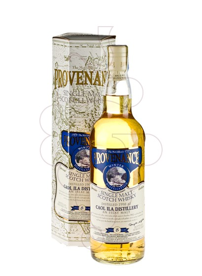 Photo Whisky Provenance Caol Ila 8 Years