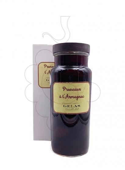Photo Armagnac Pruneaux à l'Armagnac Gélas