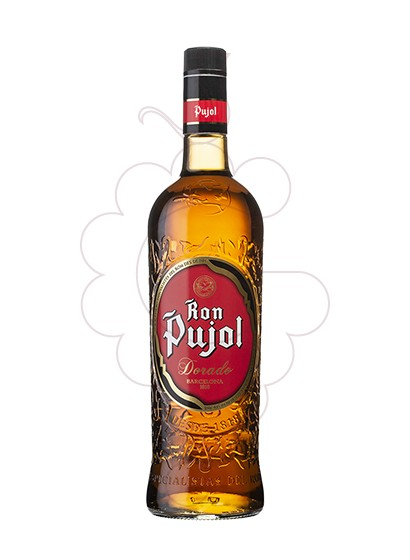Photo Rum Pujol Dorado