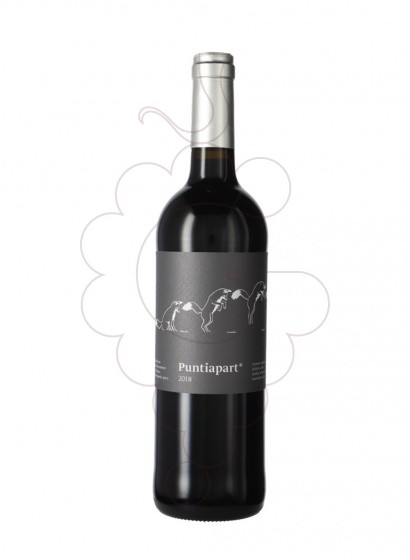 Photo Punt i a Part Negre red wine