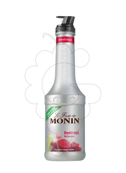Photo Other Monin Puré Beetroot (s/alcohol)