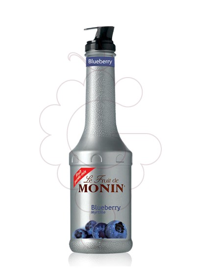 Photo Other Monin Puré Blueberry (s/alcohol)