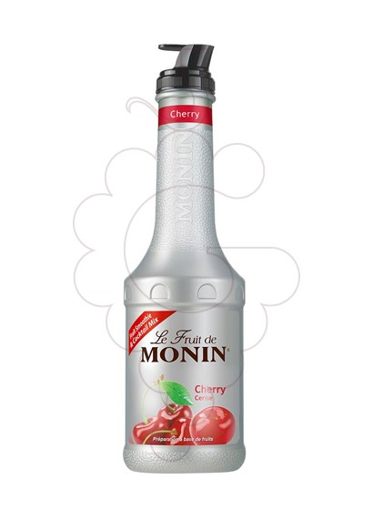 Photo Other Monin Puré Cherry (s/alcohol)