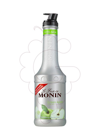 Photo Other Monin Puré Green Apple (s/alcohol)
