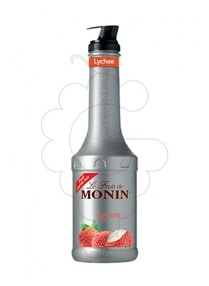 Photo Other Monin Puré Lychee (s/alcohol)