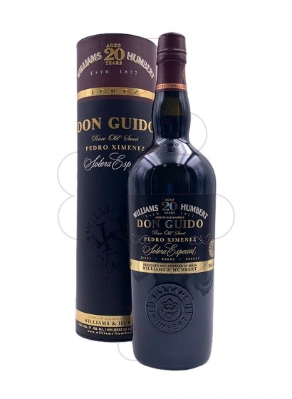 Photo P.X. Don Guido 20 Years fortified wine