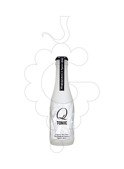 Photo Soft drinks Q Tonic Water