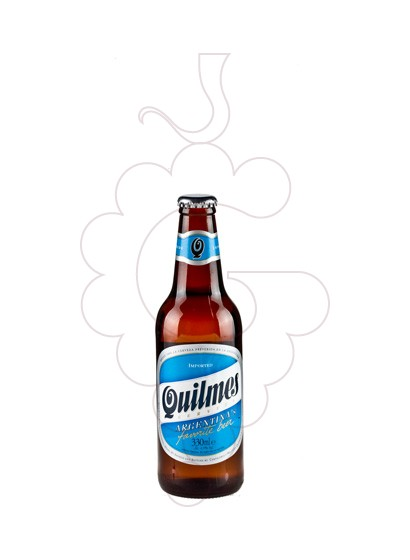 Photo Beer Quilmes ampolla