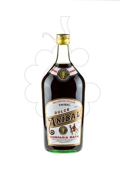Photo Aperitif wine Quina Aníbal