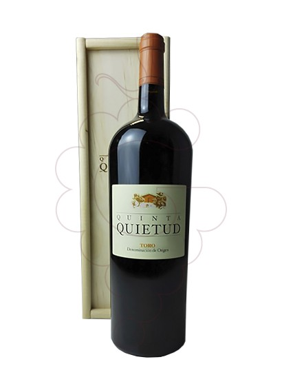 Photo Quinta Quietud Magnum red wine