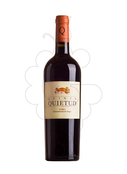 Photo Quinta Quietud red wine