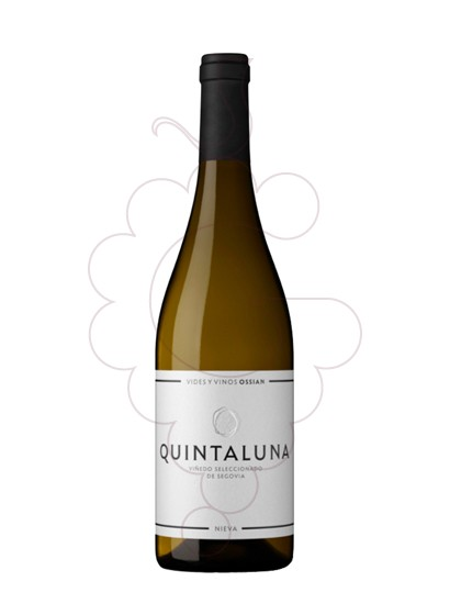Photo Quintaluna de Ossian  white wine