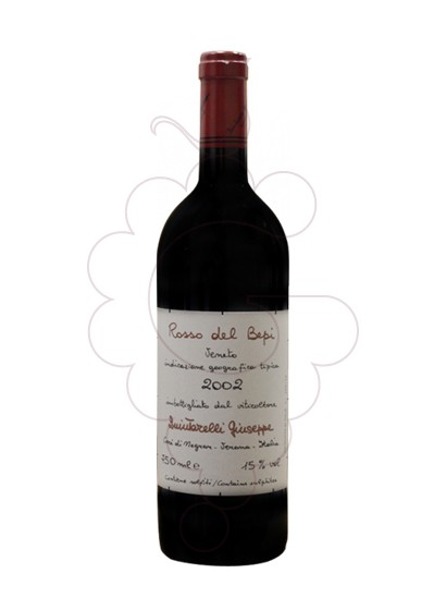 Photo Quintarelli Rosso del Bepi red wine