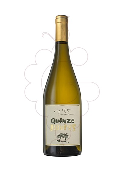 Photo Quinze Roures Magnum white wine