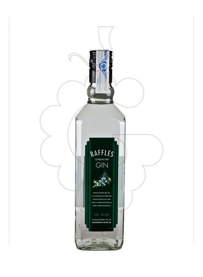 Photo Gin Raffles