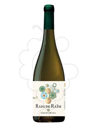 Photo White Raig de Raïm white wine
