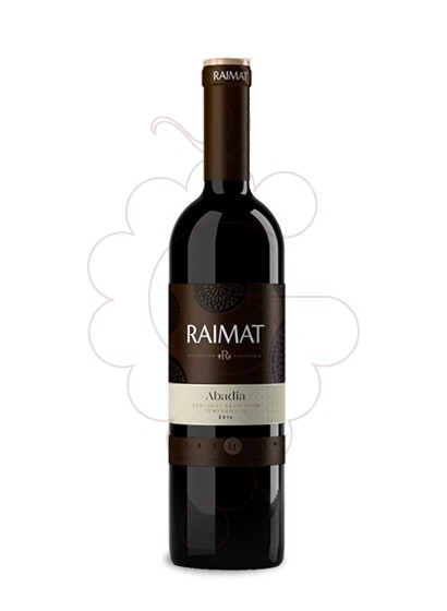 Photo Raimat Abadia Negre red wine