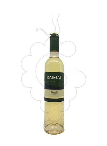 Photo Raimat Chardonnay mini white wine