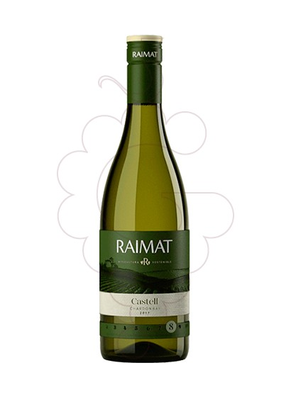 Photo Raimat Chardonnay  white wine