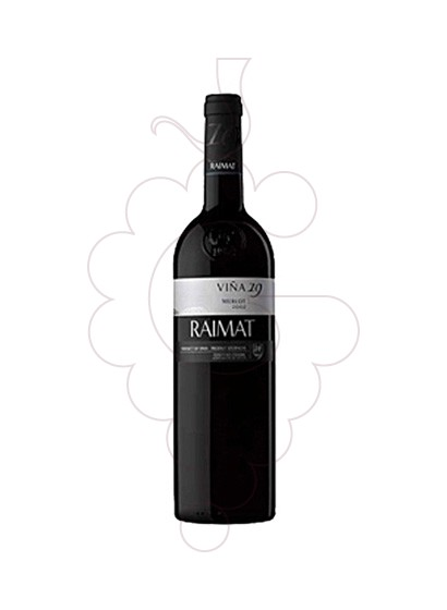 Photo Raimat Negre Merlot red wine