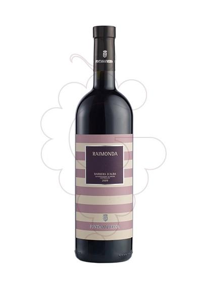 Photo Fontanafredda Raimonda Barbera d'Alba red wine