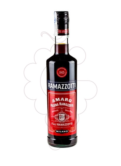 Photo Aperitif wine Amaro Ramazzotti