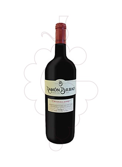 Photo Ramon Bilbao Crianza Magnum red wine