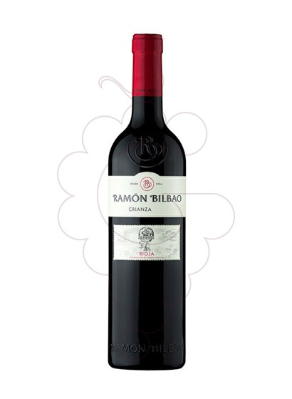 Photo Ramon Bilbao Crianza red wine