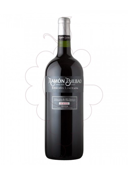 Photo Ramon Bilbao Edicion Limitada Magnum red wine