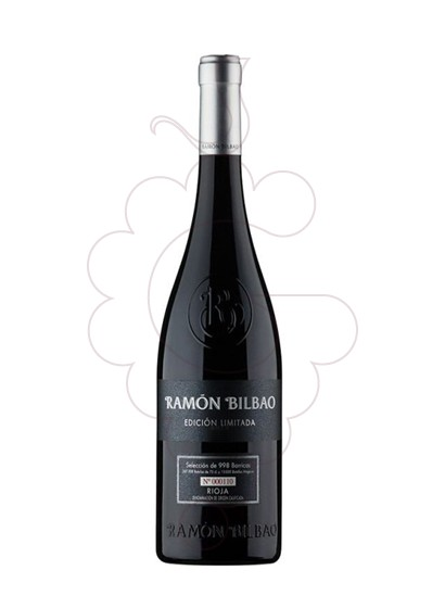 Photo Ramon Bilbao Edicion Limitada red wine