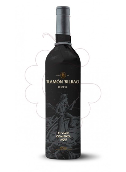 Photo Ramon Bilbao Reserva red wine