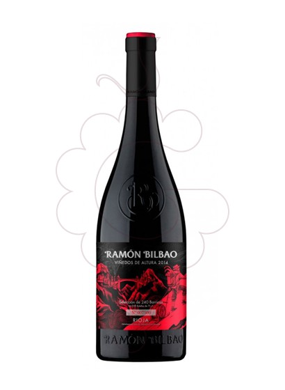 Photo Ramon Bilbao Viñedos Altura red wine